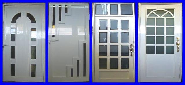 Puertas herreria chavez for Pintura de tiza para puertas